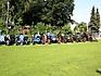 Dorffest Traktorausstellung